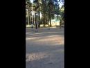 Пионерболл в лагере игра за 3 место
