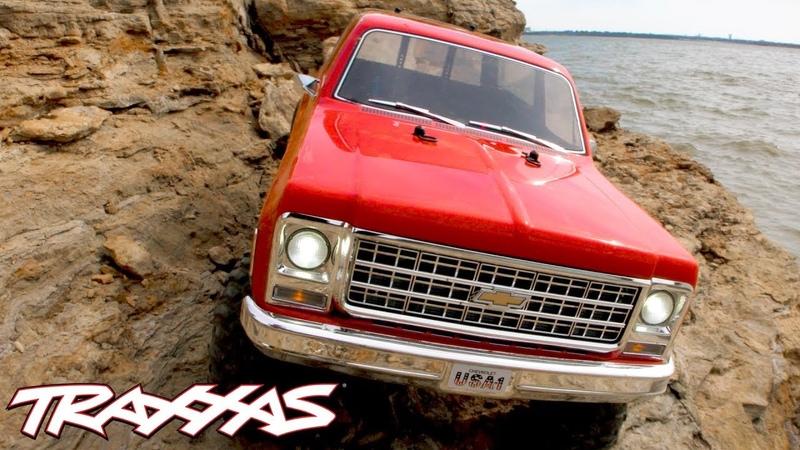 Shoreline Adventure   Traxxas TRX-4 Chevrolet K5 Blazer