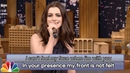 Google Translate Songs with Anne Hathaway