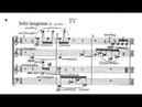 Anton Webern Bagatelle Opus 9