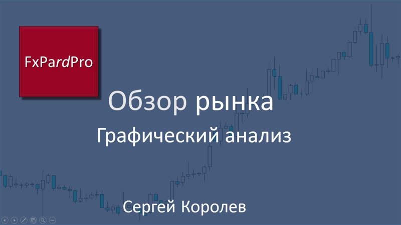Обзор валютного рынка, Золото, Нефть, Рубль на 24.04.19г. Графический метод.