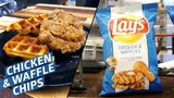 How the Research Chefs at Frito-Lays Turned Chicken and Waffles Into a Chip How To Make It