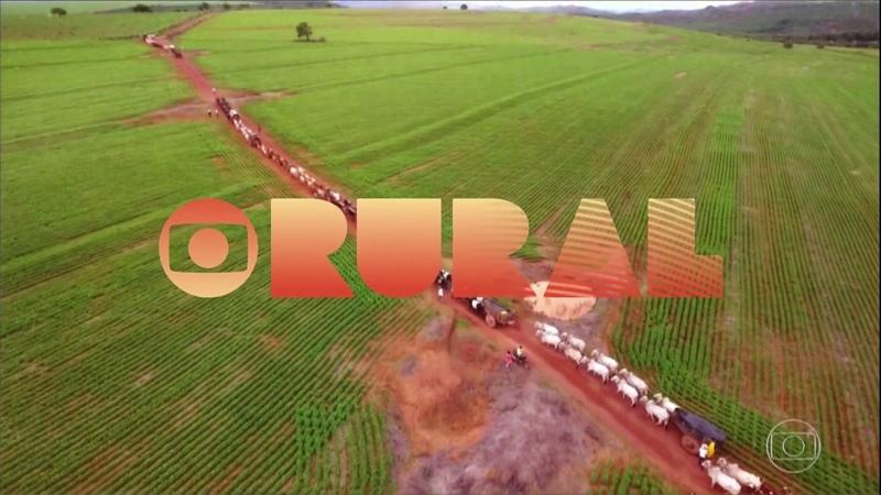 Globo Rural (Nova Abertura e Trilha) | Globo 02/12/2018