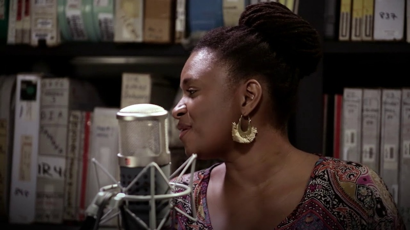 Lizz Wright - Singing in My Soul - 9132017 - Paste Studios, New York, NY