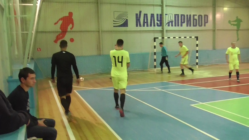 ФК «Северный» - ФК «Редуктор» -2 тайм