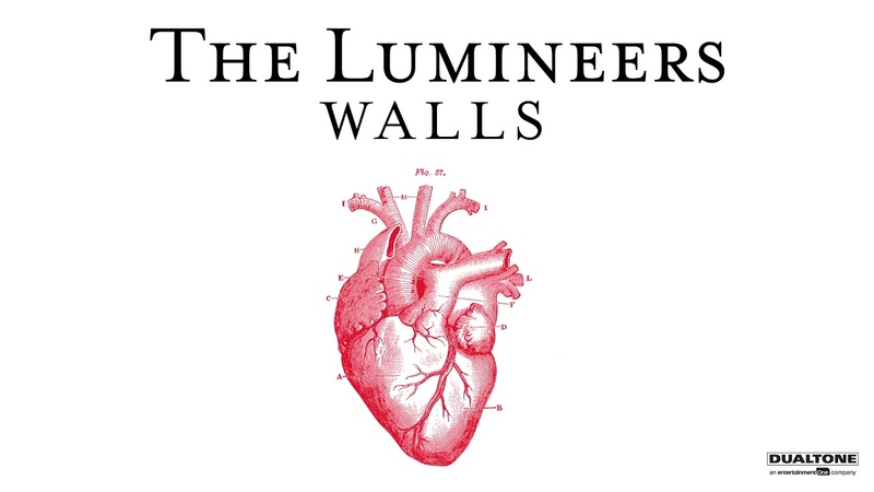 The Lumineers - Walls (OFFICIAL AUDIO)