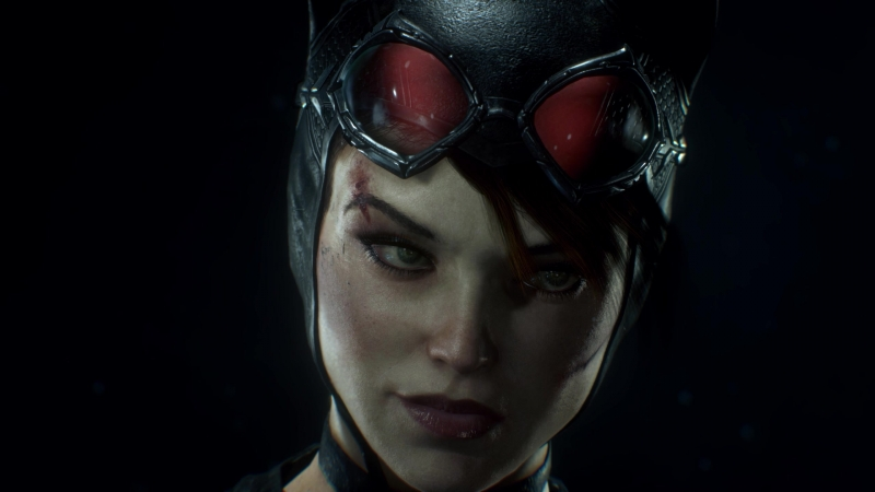Arkham Knight Catwoman Close-up | 2k1440p | 60fps | 169 | Ultra