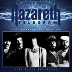Nazareth альбом Telegram - Live in London