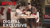 The Holiday Calendar DIY Disasters with Kat Graham and Quincy Brown Netflix