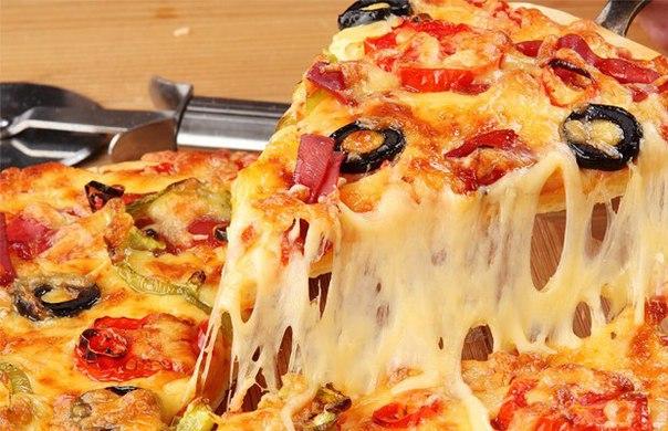 Как приготовить пиццу просто