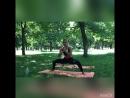 Функциональная тренировка в парке