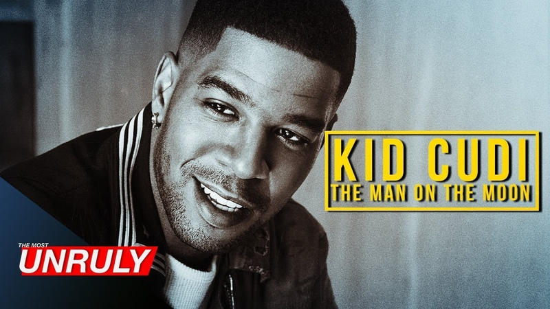 Kid Cudi Man on The Moon Beyond Most Unruly
