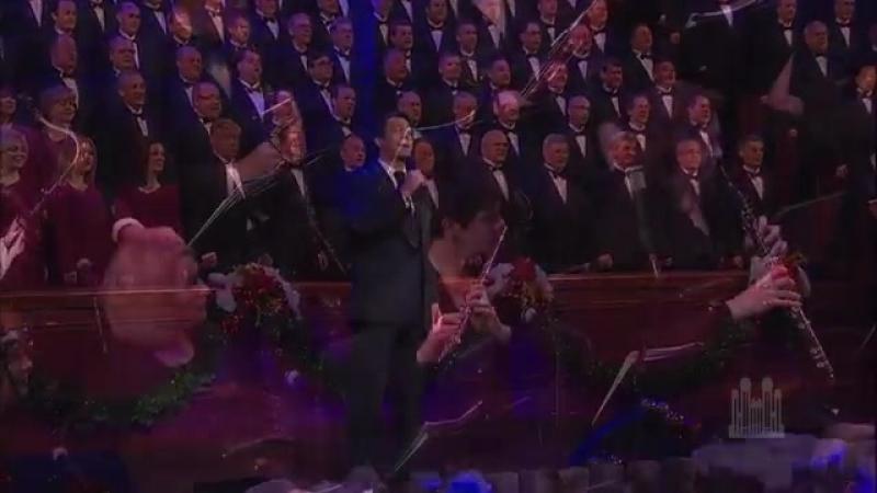 Nathan Gunn, Jane Seymour and the Mormon Tabernacle Choir - A Magical Season