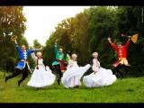 Русский народный ансамбль Матрёна-Арт на Поле чудес 1 декабря 2017