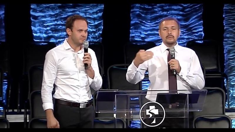 Сергей Поднюк - Уроки Бога / Lessons of God -3 Сентября 2017 2-й поток