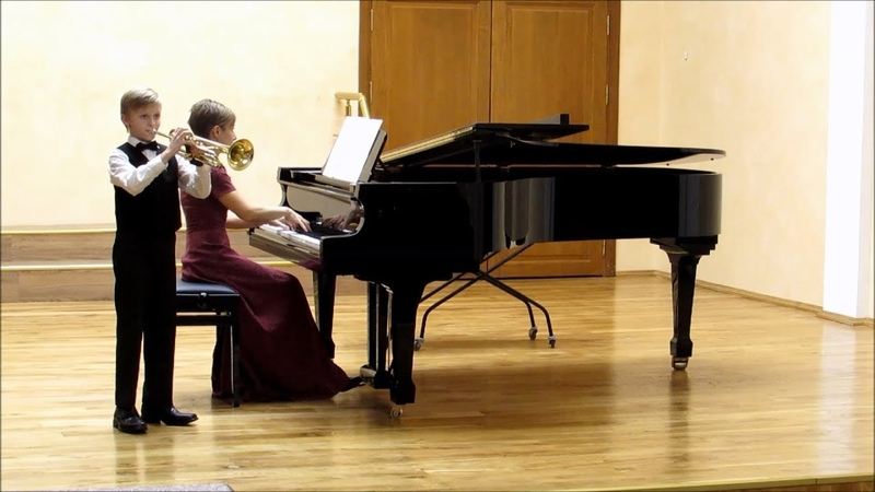 Ж.Б. Лойе Соната Си-бемоль мажор - J.B. Loeillet Sonata B-dur