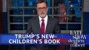 Stephen Made Trump's Hurricane Response Into A Children's Book