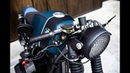 Cafe Racer BMW R100rs 1977 by Recast Moto