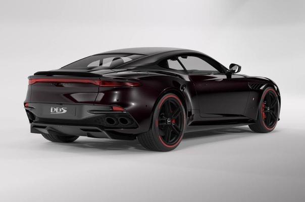 Специальное издание Aston Martin DBS Superleggera посвятили часам TAG Heuer. Часовая мануфактура TAG Heuer и компания Aston Martin представили специальное издание суперкара DBS Superleggera DBS