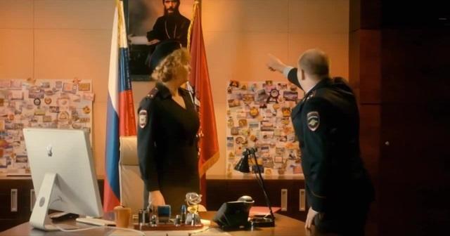 Полицейский с Рублёвки. Распутин или Путин
