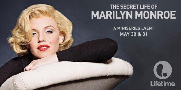 Тайная жизнь Мерилин Монро (2015) Весь 1 сезон  5 серий