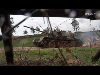 Реальный мир танков под минском: репортаж о машинах войны.