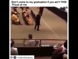 That's my graduation ceremony