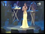 Haifa Wehbe au Megarama Casablanca sur 2M