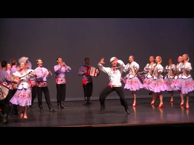 National Dance Company of Siberia at North Shore Center Skokie IL October 13 2015 part 4