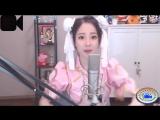 Китайская девочка поёт O-Zone - Dragostea Din Tei
