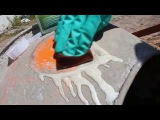 Дезоксил 2   Средства для очистки фасадов, камня, цемента, бетона 1