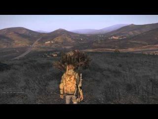 ArmA 3 Breaking point. Обучение по созданию схрона. Military Crate