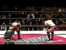 Shinobu c vs Fuminori Abe BJW