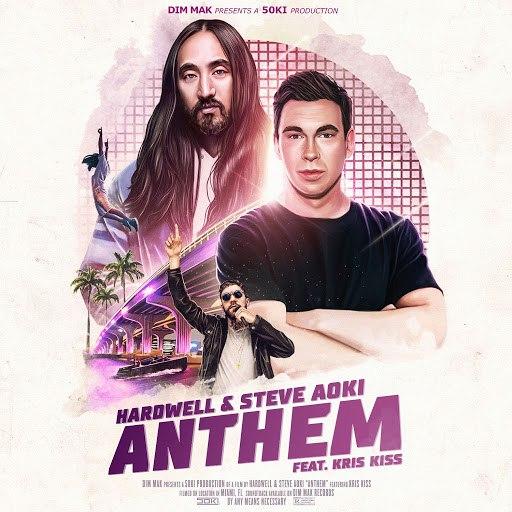 Steve Aoki альбом Anthem (feat. Kris Kiss)