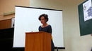 Анастасия Гейченко - Выступление на Турнире поэтов в Полиграфе 17.10.2014 (1)