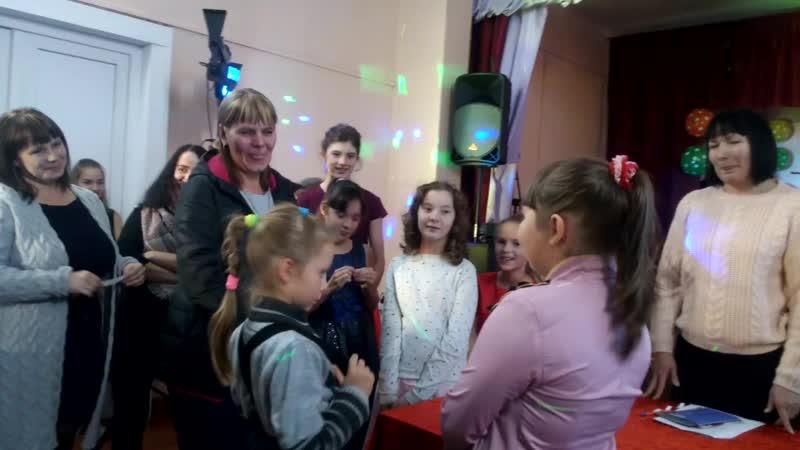 Конкурс Мама и дочка в День матери 25.11.18 Дом Досуга д.Шуньга
