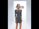 Шикарное сверкающее платье ASOS New Look диаманты