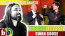 DIMASH TENGRI! Swan Goose - Reaction Reação Artistic Analysis (SUBS)