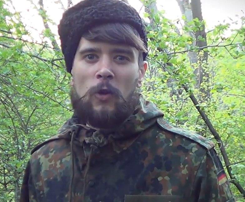 Житель Новочеркасска Сергей Белогвардеец
