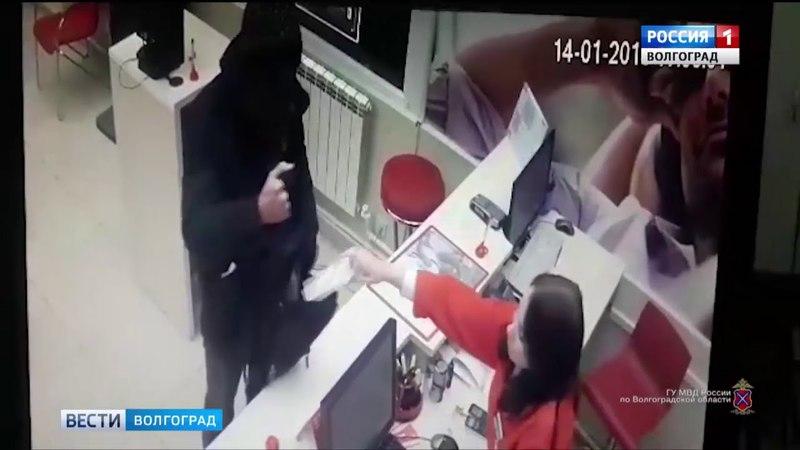 В Волгограде задержан грабитель салона сотовой связи