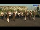 В Парке Победы станцевали «Волгоградский вальс»