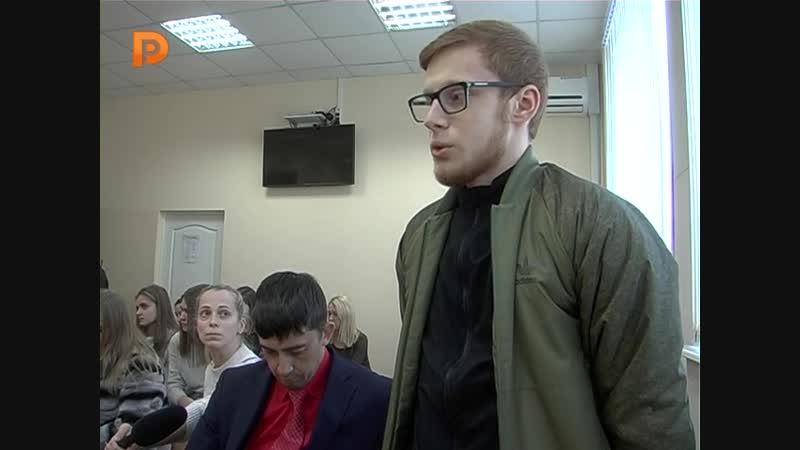 В Костроме вынесли приговор молодому человеку, который насмерть сбил девушку на пешеходном переходе