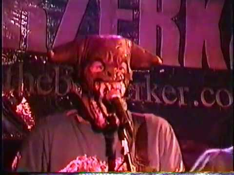 THE BERZERKER- Lakewood, Ohio 4-5-01