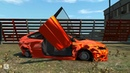 GTA 4 IV PC FORD FOCUS ST CRASH TESTING HD 1080p