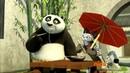 Kung-fu Panda Kiss Scene
