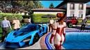 GTA 6 ✪ Photorealistic Graphics ACTION II Gameplay! REDUX NaturalVision M.V.G.A. - GTA V MOD