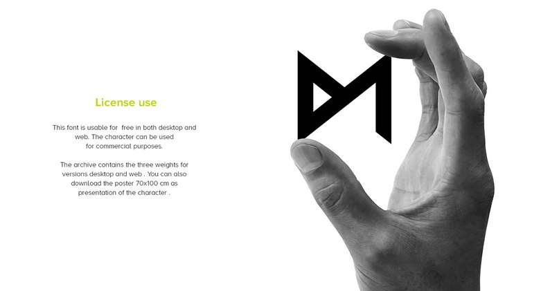 Download Meedori Sans font (typeface)