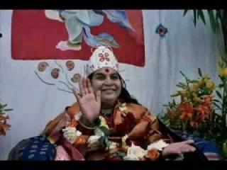 Sahaja Yoga - Durga Adi Shakti (Анахата)
