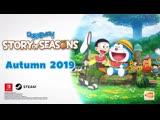 Doraemon Story of Seasons - Трейлер (Nintendo Switch) JP
