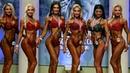 2018 IFBB World Master Championships - Master Women's Bikini Fitness 35-39 yrs Over 163 cm.